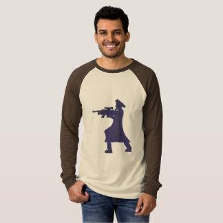 rabbi with assault rifle T-Shirt