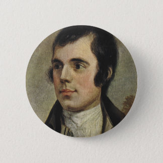 Rabbie Burns 2 Inch Round Button