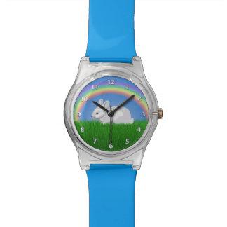 Rabbit and Rainbow Watch
