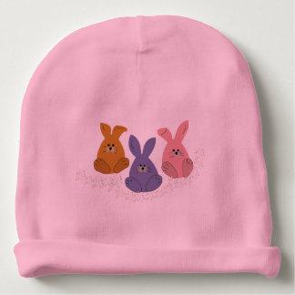Rabbit Baby Beanie