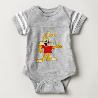 Rabbit Baby Shirt