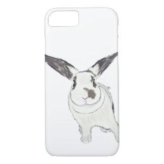 Rabbit Bunny Phone Case, Rabbit Illustration Case-Mate iPhone Case