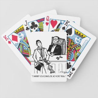 Rabbit Cartoon 2647 Bicycle Playing Cards