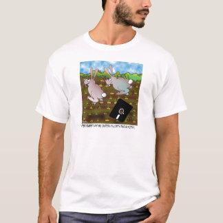 Rabbit Cartoon 8724 T-Shirt