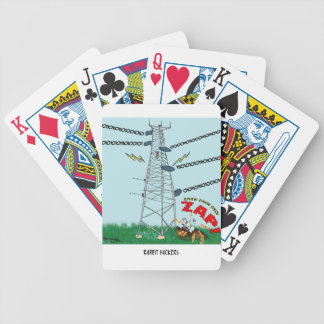 Rabbit Cartoon 9191 Bicycle Playing Cards