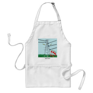 Rabbit Cartoon 9191 Standard Apron
