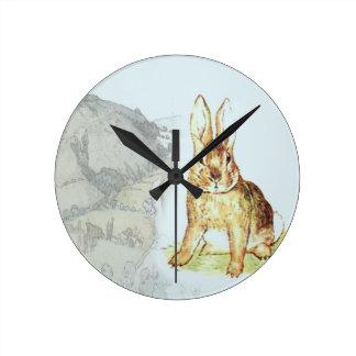 Rabbit Clock