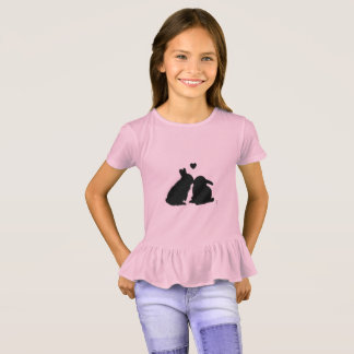 Rabbit Cuddles T-Shirt