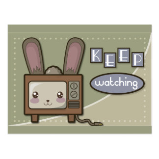 Rabbit Ears Post Cards