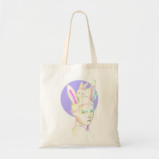 Rabbit Ears Tote Bag