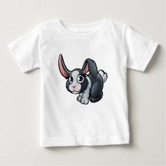 Rabbit Farm Animals Cartoon Character Baby T-Shirt