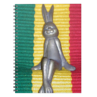 Rabbit Kingston Jamaica Glory Colors Note Book