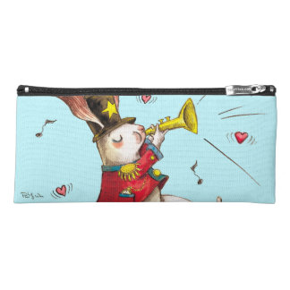 RABBIT MARCHING PENCIL CASE