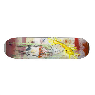 Rabbit Martyr Custom Skate Board