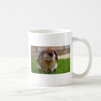 Rabbit minni lop coffee mug