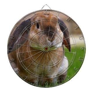 Rabbit minni lop dartboard