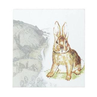 Rabbit Notepads