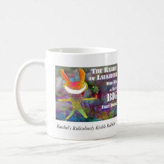 Rabbit of Laughter [mug] Coffee Mug