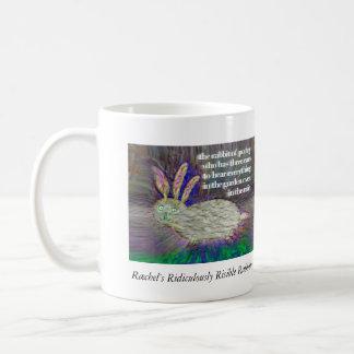 Rabbit of Poetry [mug] Coffee Mug
