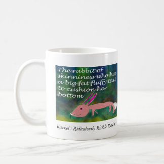 Rabbit of Skinniness [mug] Coffee Mug