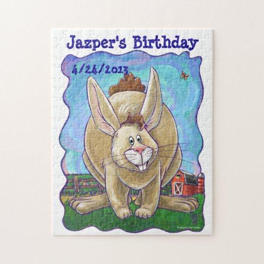 Rabbit Party Centre Puzzles