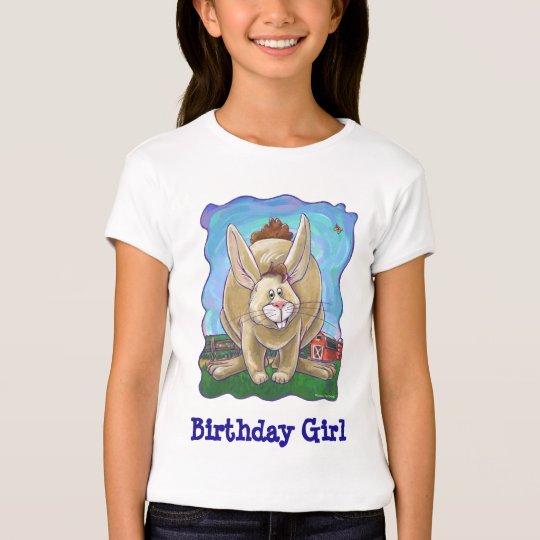 Rabbit Party Centre T-Shirt