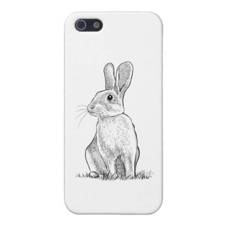 Rabbit Phone Case 5/5s iPhone 5 Case