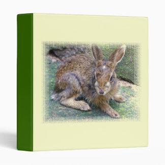 Rabbit Picture Binder