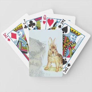 Rabbit Poker Deck