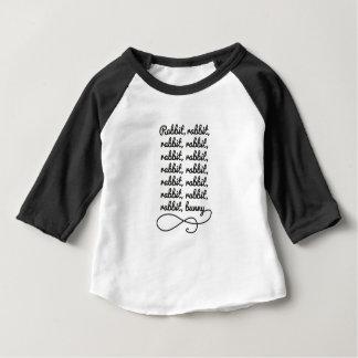 Rabbit rabbit rabbit... baby T-Shirt
