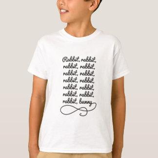 Rabbit rabbit rabbit... T-Shirt