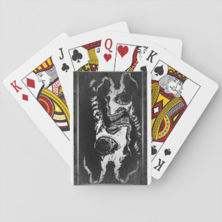 Rabbit Twins Playing Cards