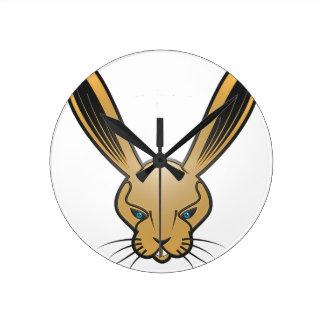 Rabbit Wall Clocks