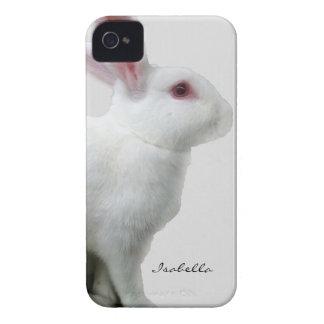 Rabbit White Case-Mate iPhone 4 Case