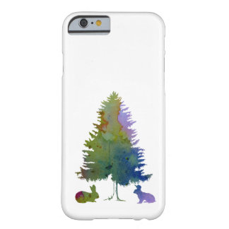 Rabbits Barely There iPhone 6 Case