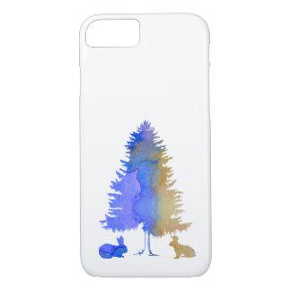 Rabbits Case-Mate iPhone Case