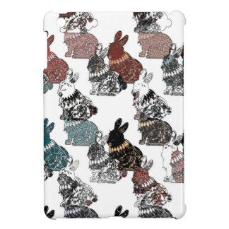 Rabbits Cover For The iPad Mini