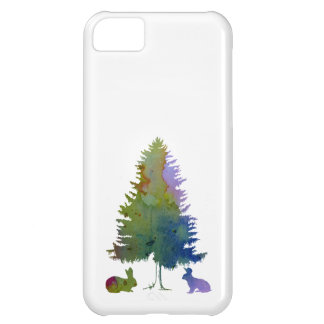Rabbits iPhone 5C Cover