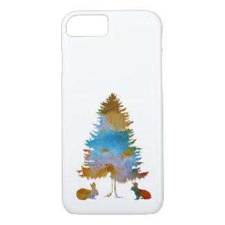 Rabbits iPhone 8/7 Case