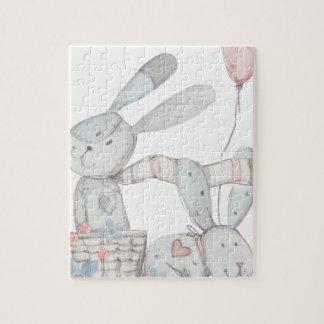 rabbits jigsaw puzzle