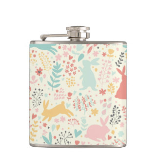 rabbits,nature,spring colours,easter,hipster,good flasks