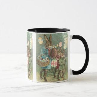 Rabbits Night Out Mug