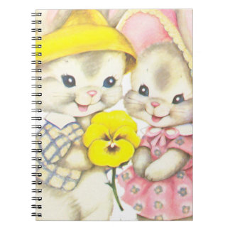 Rabbits Note Book