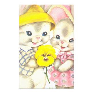 Rabbits Stationery
