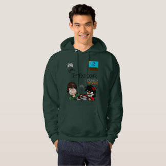 Rabbuck The Game's Gaming Hoodie