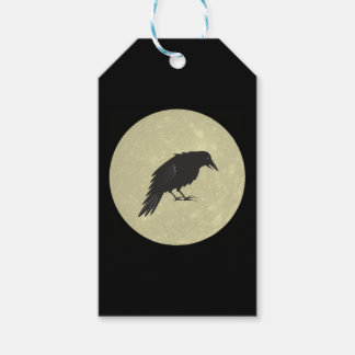 Rabe Mond raven moon Gift Tags