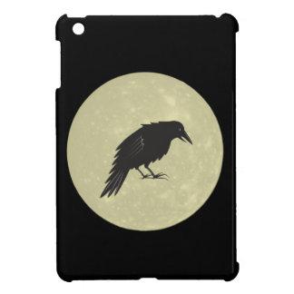 Rabe Mond raven moon iPad Mini Cover