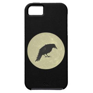 Rabe Mond raven moon iPhone 5 Cases