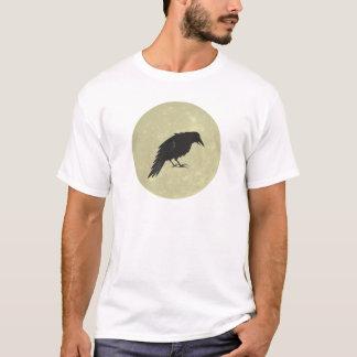 Rabe Mond raven moon T-Shirt