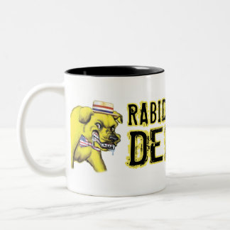 Rabid Yellow Dog Democrat Mug
